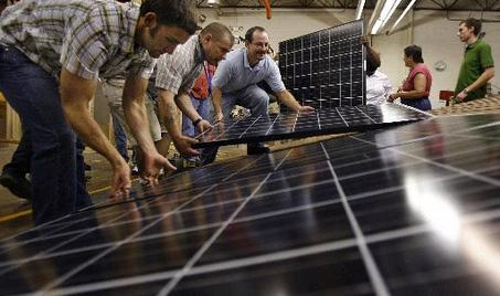 Solar Panel Installer Training - Louisiana CleanTech Network